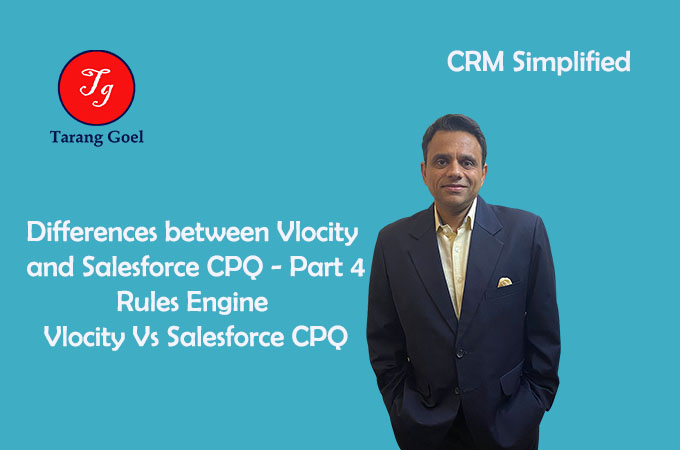Differences between Vlocity and Salesforce CPQ- Part 4